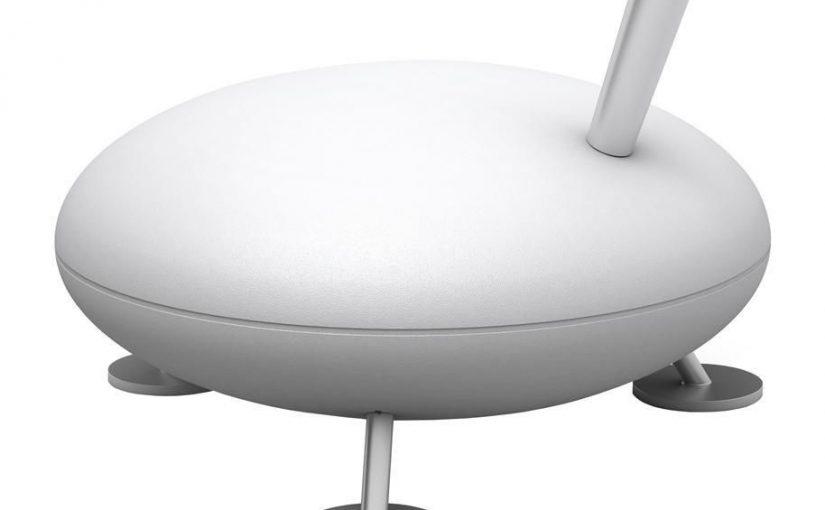 Обзор увлажнителя Stadler Form Fred в виде НЛО с выхлопной трубой