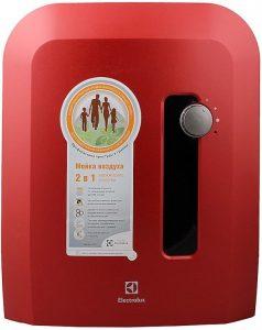 Красный увлажнитель Electrolux EHAW-6525