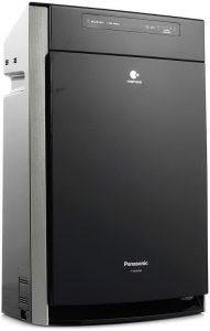 Черный воздухоочиститель Panasonic F-VXH50