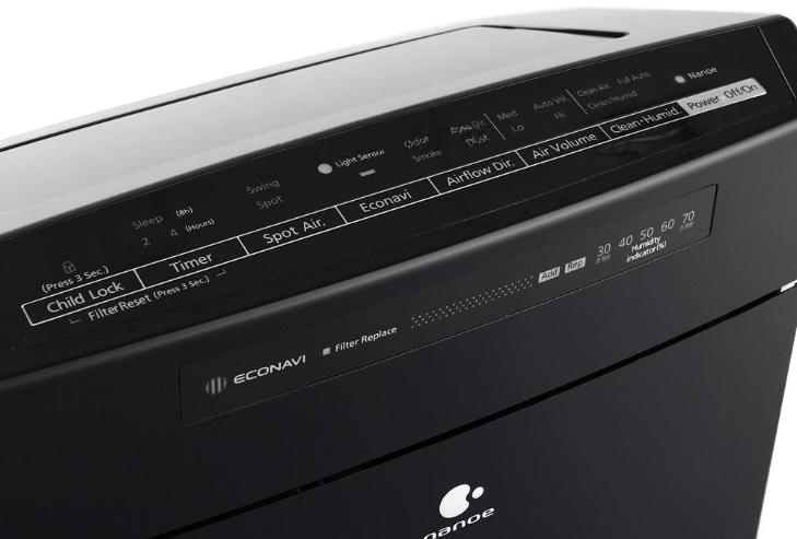Панель управления Panasonic VXH50