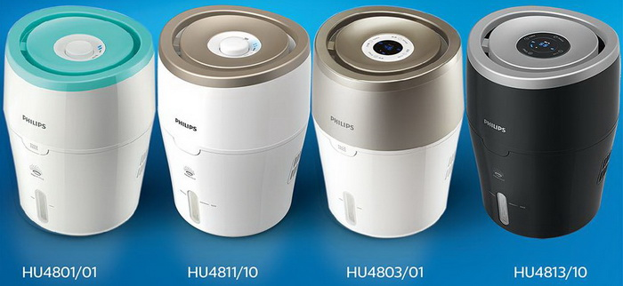Увлажнитель воздуха Philips HU4801: хотели как лучше. Обзор