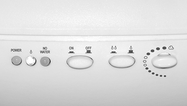 Панель управления увлажнителя воздуха Stadler Form Fred