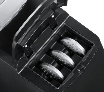 Отсек для хранения решеток мясорубки Бош MFW 68660