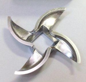 Саблевидный кованый нож для Panasonic MK-G1800PWTQ