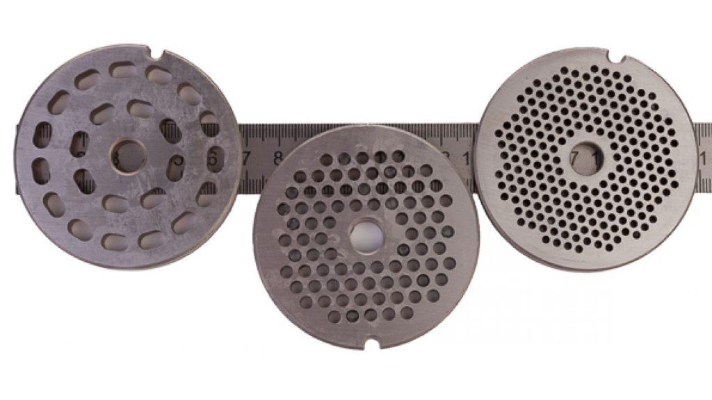 Решетки мясорубки Panasonic MK-G1800 PWTQ диаметром 70 мм