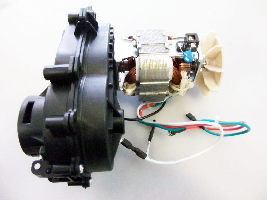 Мотор электромясорубки мясорубки Polaris PMG 1848