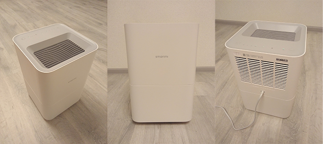 Мойка воздуха xiaomi smartmi air humidifier 2