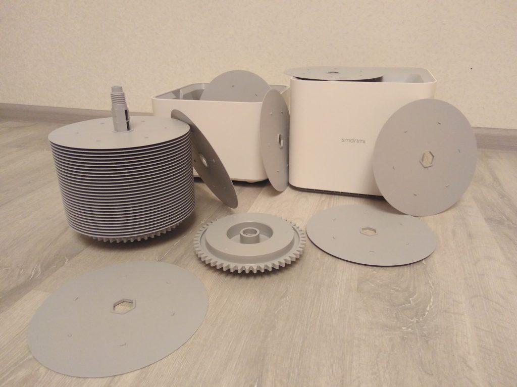 Барабан с дисками xiaomi smartmi air humidifier 2
