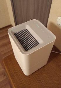 Увлажнитель xiaomi smartmi air humidifier 2 в интерьере