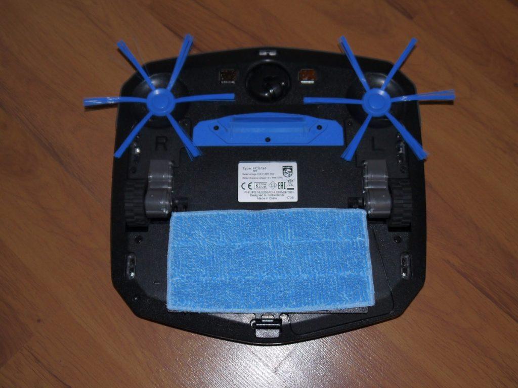 влажная уборка пылесос Philips Smartpro Easy