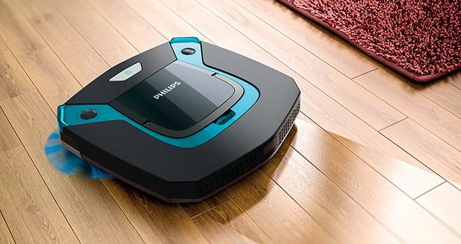 робот пылесос Philips FC8794