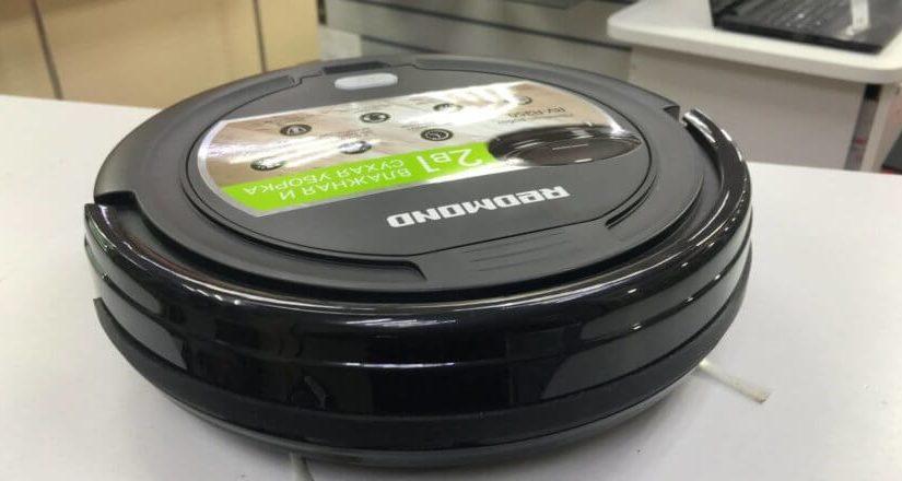 Робот-пылесос Redmond RV-R350: отзыв и обзор вне зачета