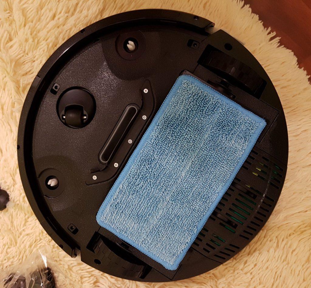 робот пылесос Redmond R350