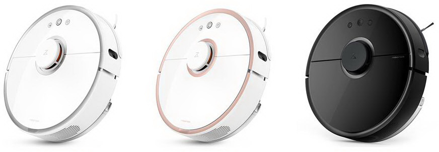 Xiaomi-Mi-Roborock-Sweep-One-white-pink-black