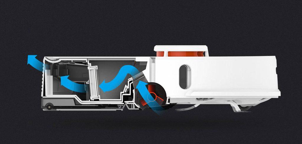 пылесос Xiaomi Mi Roborock SweepOne s50