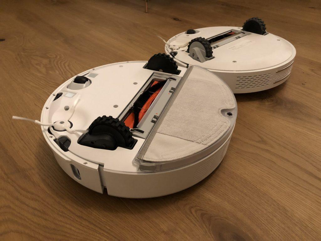 Робот-пылесос Xiaomi Mi Roborock s50 и Mi Robot