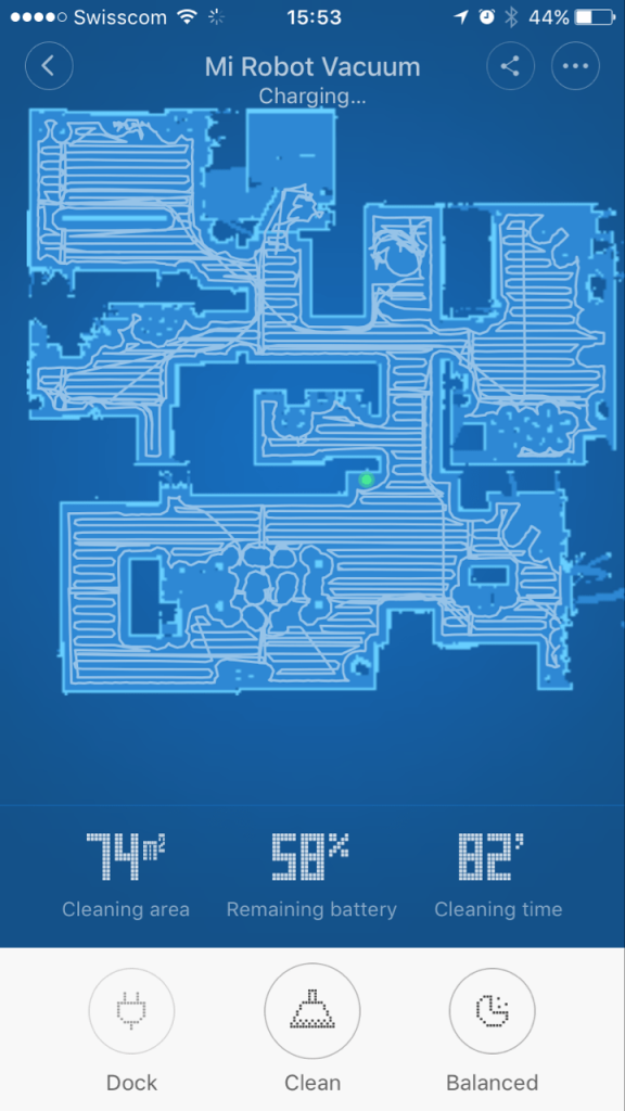 Mi Home для Xiaomi Mi Robot Vacuum Cleaner