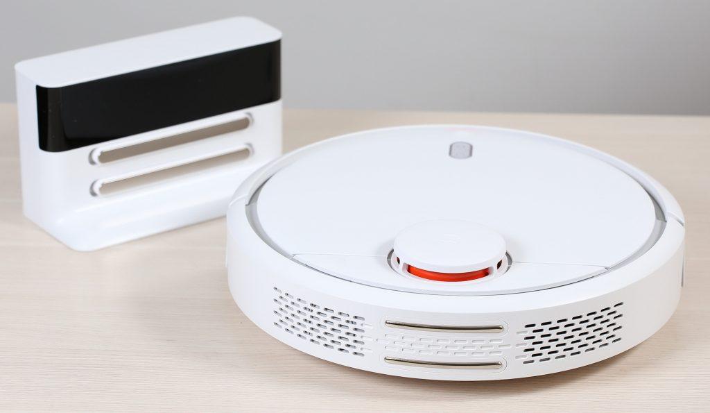 База робота-пылесоса Xiaomi Mi Robot Vacuum Cleaner
