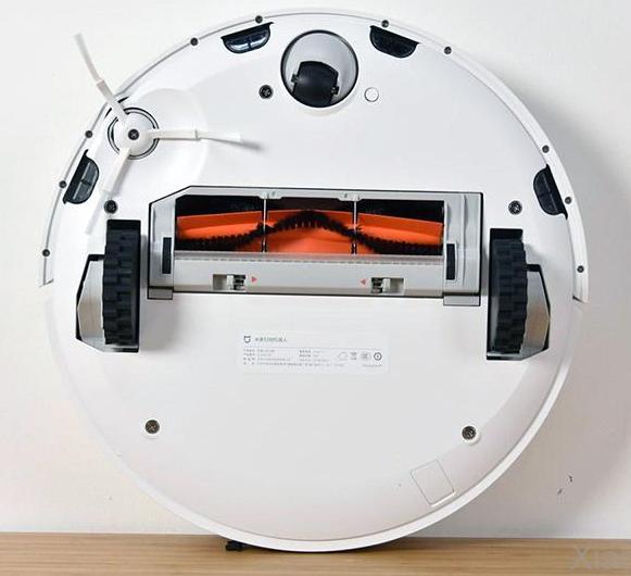 Робот-пылесос Xiaomi Mi Vacuum Cleaner
