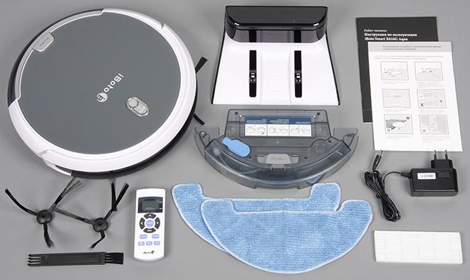 робот-пылесос iBoto X610G Smart Aqua