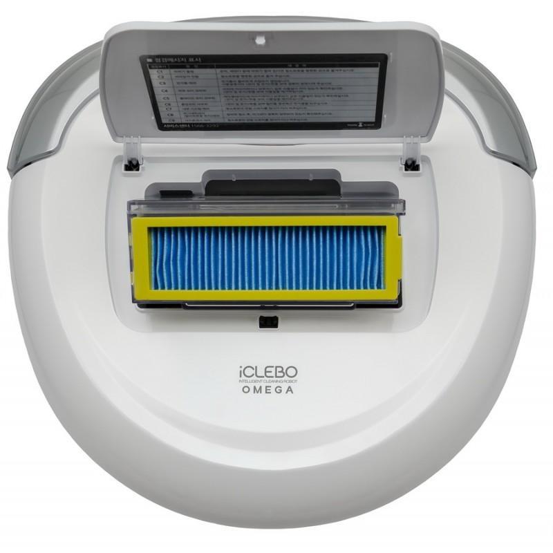 пылесборник робота-пылесоса iclebo omega