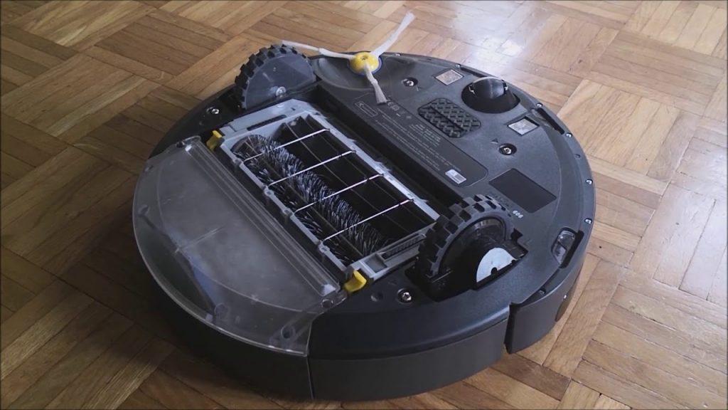 робот-пылесос айробот румба 606