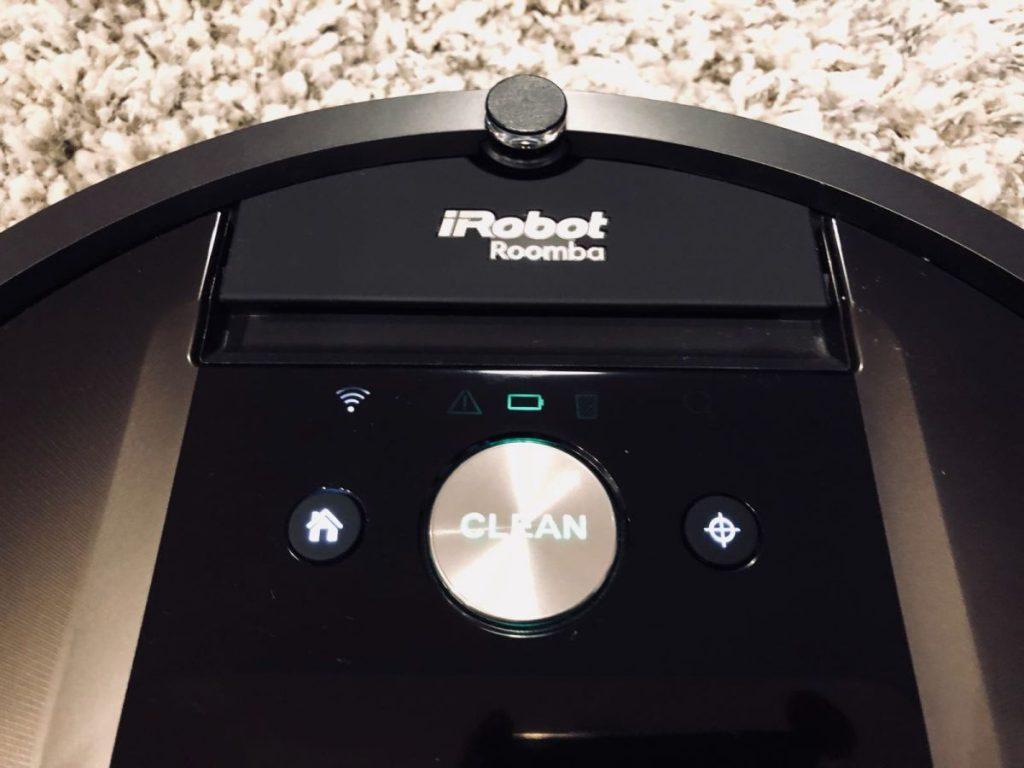 робот-пылесос irobot 980
