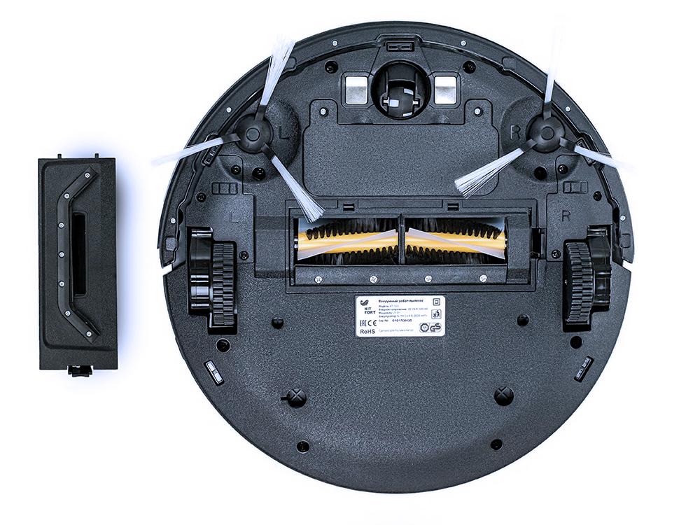 робот пылесос kitfort kt 516