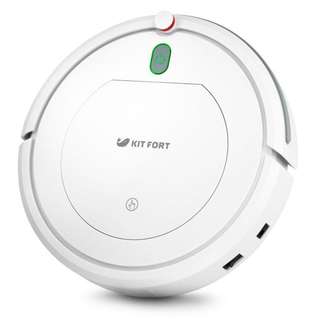 Робот-пылесос kitfort kt-531
