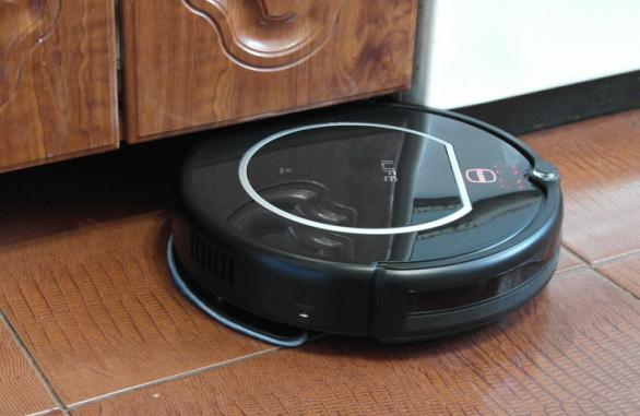 Робот-пылесос iLife v55pro