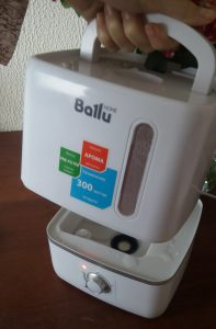 Увлажнитель воздуха Балу UHB-310