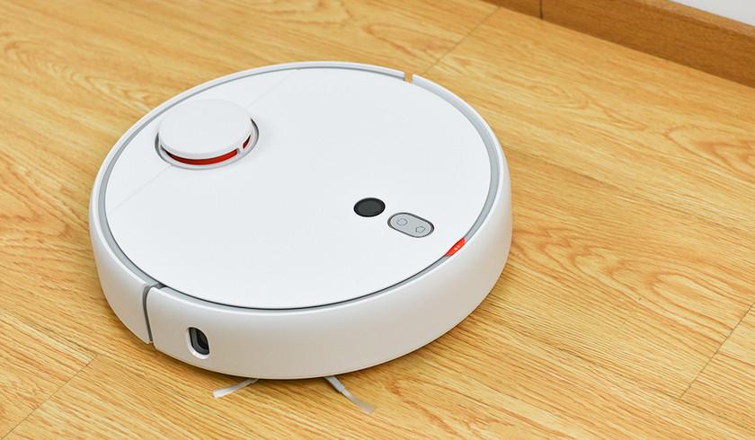 робот пылесос xiaomi mi robot 1s