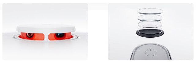робот пылесос Xiaomi Mi Robot Vacuum Cleaner 1S