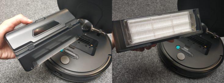 Пылесборник робота-пылесоса Xiaomi Viomi Cleaning Robot