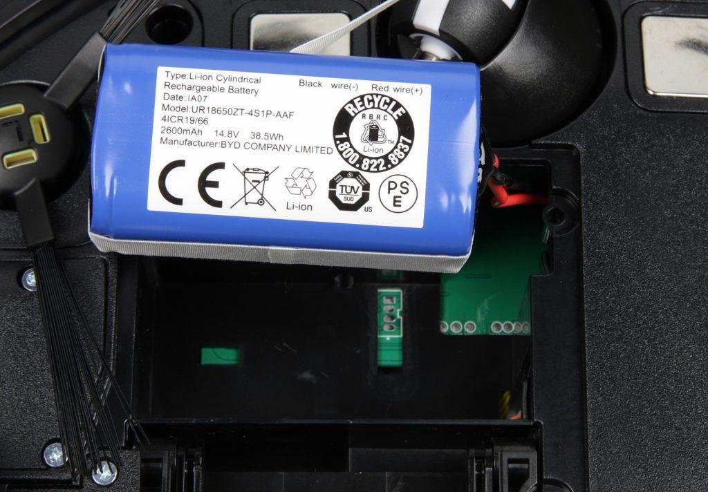 аккумулятор робота пылесоса iLife A9s