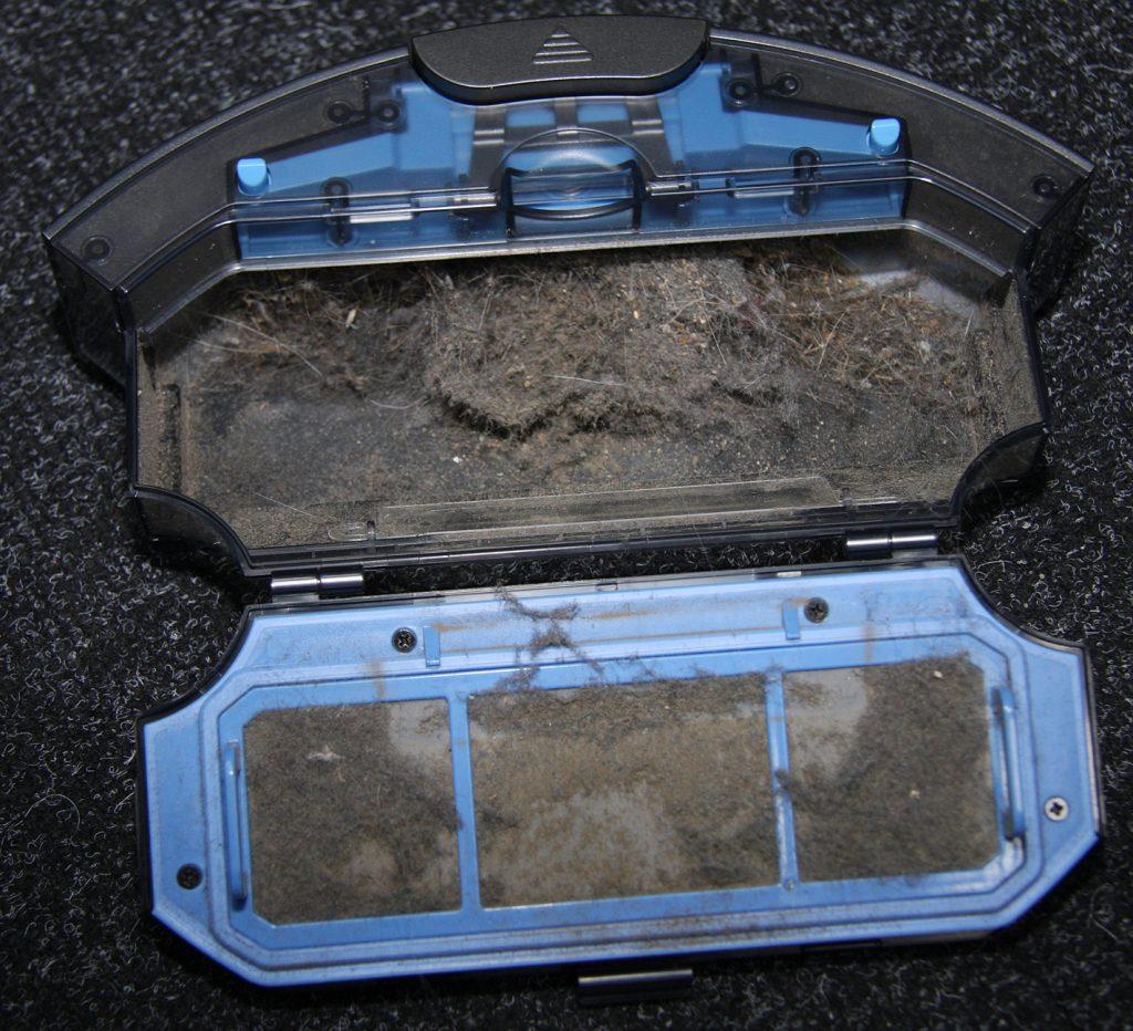 пылесборник робота-пылесоса iLife A9s