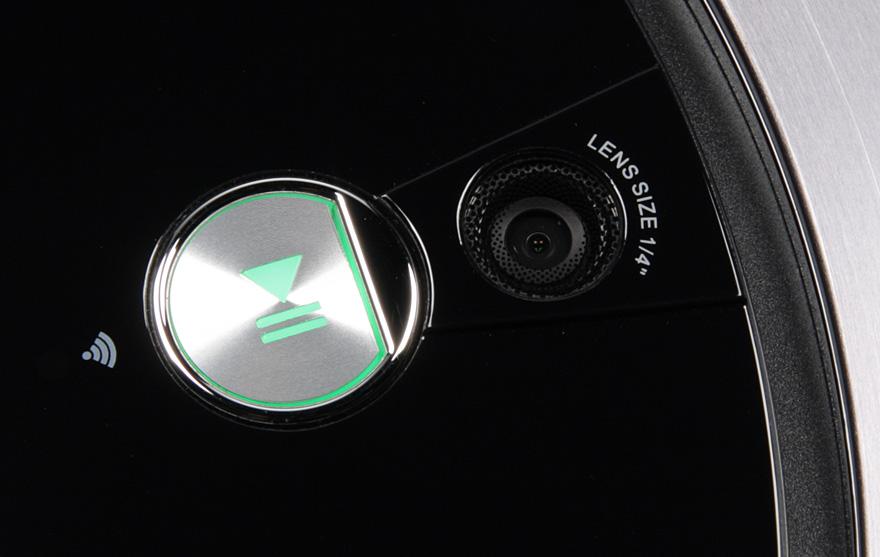 камера робота пылесоса iLife A9s