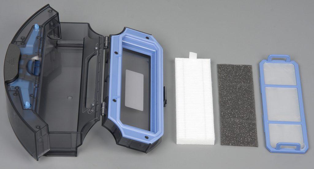 пылесборник робот пылесос iLife A9s