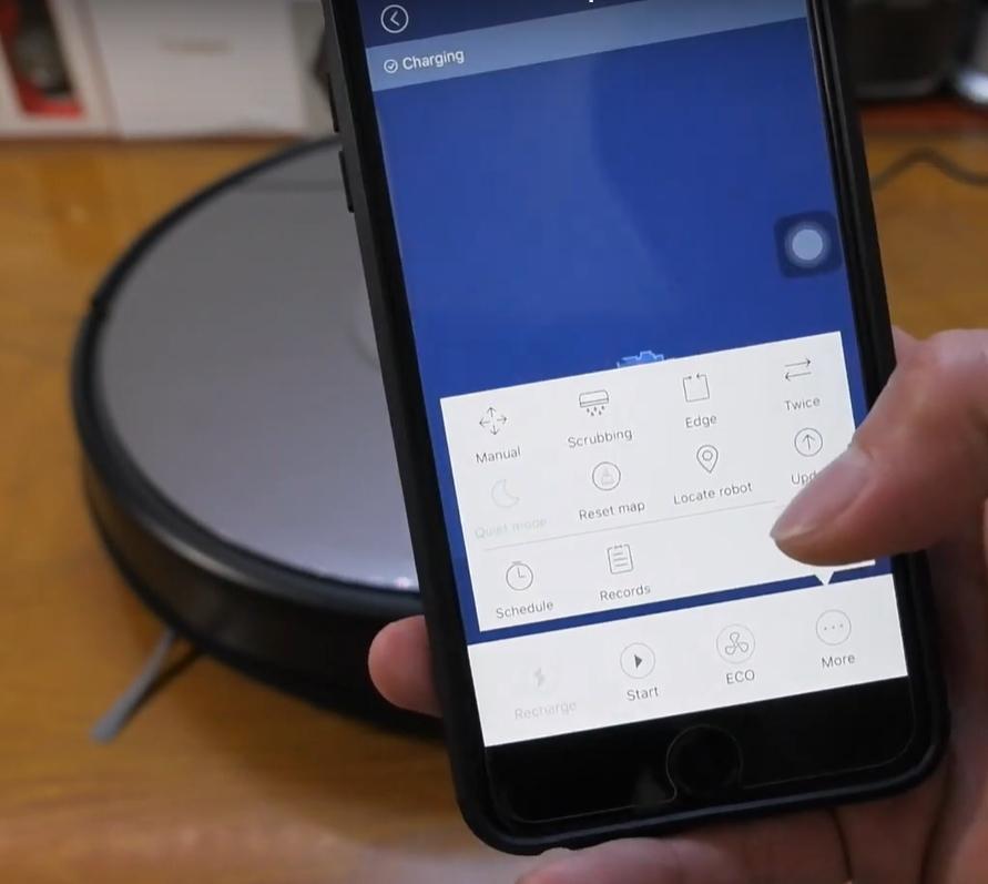 приложение Viomi Robot