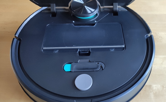пылесос Xiaomi Viomi Cleaning Robot Black