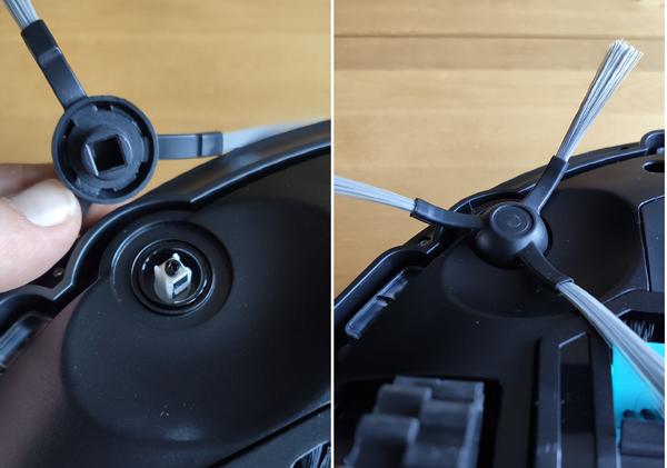 Боковая щетка робота-пылесоса Xiaomi Viomi Cleaning Robot