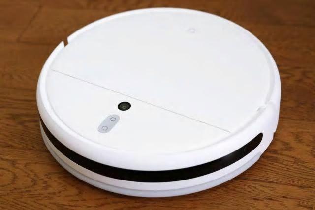 Xiaomi Mijia 1C Sweeping Robot Vacuum Cleaner – самый дешевый робот-пылесос с камерой и микрофиброй