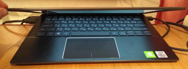 крышка ноутбук dell vostro 5391-8672