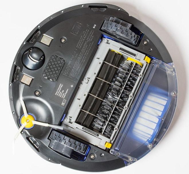 пылесос робот irobot roomba 612