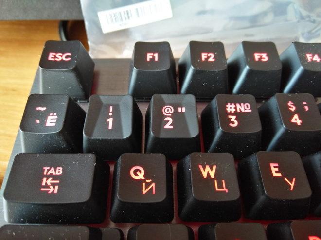 сменные кейкапы Logitech G413 Carbon Black USB