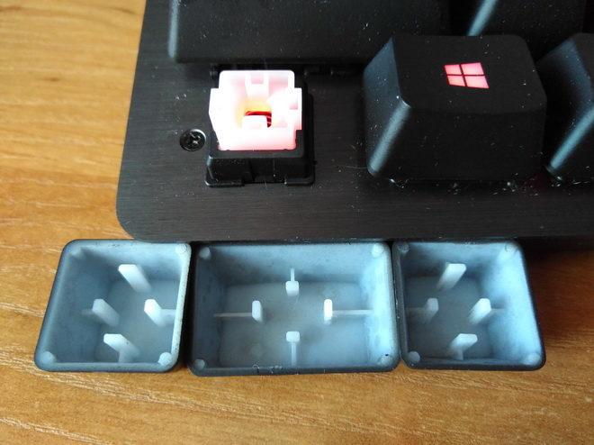 кейкапы Logitech G413 Carbon Black USB