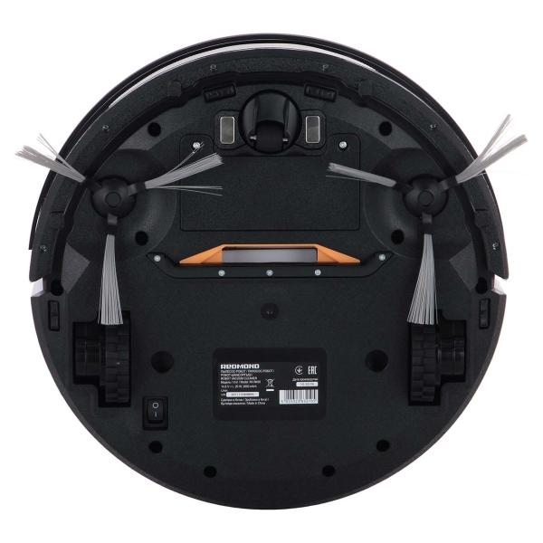 пылесос робот redmond rv-r450