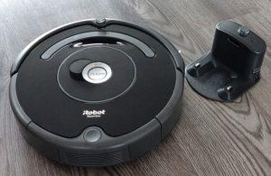 робот пылесос айробот roomba 671
