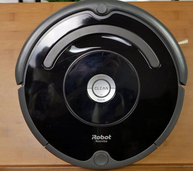 робот пылесос irobot-roomba-671