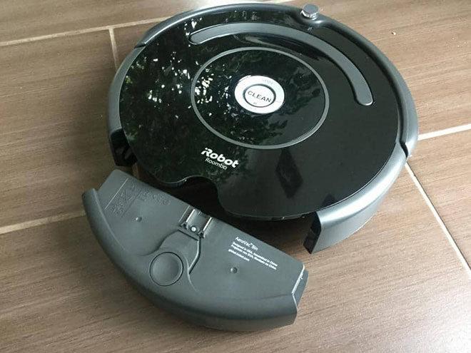 робот пылесос irobot-roomba-676
